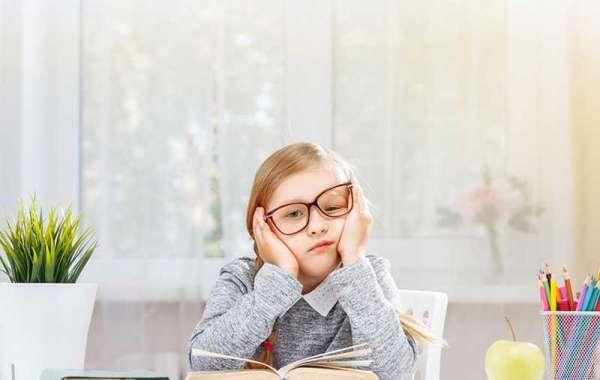 Disleksili Çocuklar Harfleri Nasıl Görür?